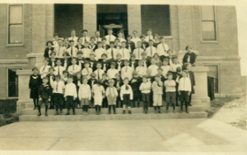 1924 Class Picture