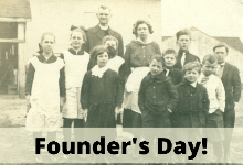 Founder's Day!