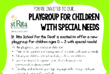 Playgroup for Children with Special Needs