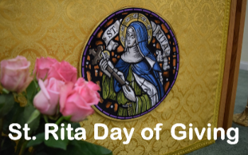 ST. Rita Day of Giving