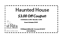 Discount Coupon 2014