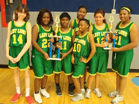 HS Girls Basketball Team